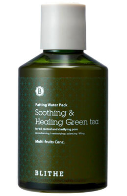 Blithe Pack Sooting & Healing Green Tea (200ml)
