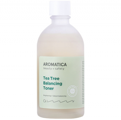 Aromatica Tea Tree Balancing Toner (130ml)