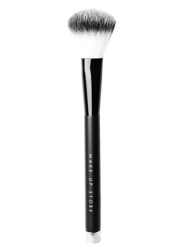 Make Up Store Brush Blush Large 500 i gruppen Makeup / Makeupbørster / Rougebørster hos Bangerhead.dk (B011256)