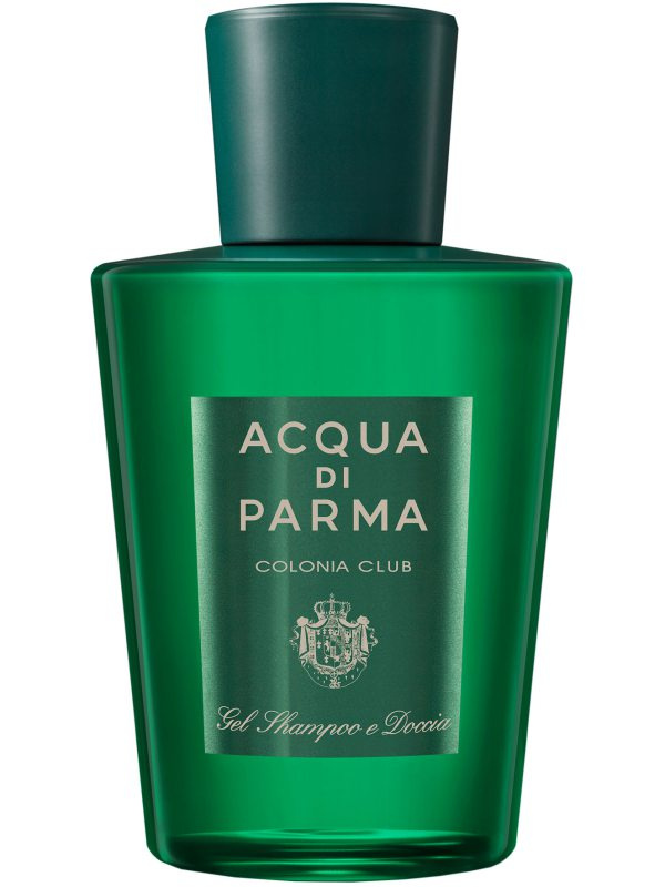 Acqua Di Parma Colonia Club Hair And Shower Gel (200ml) i gruppen Kropspleje / Kropsrengøring & scrub / Shower gel hos Bangerhead.dk (B037646)