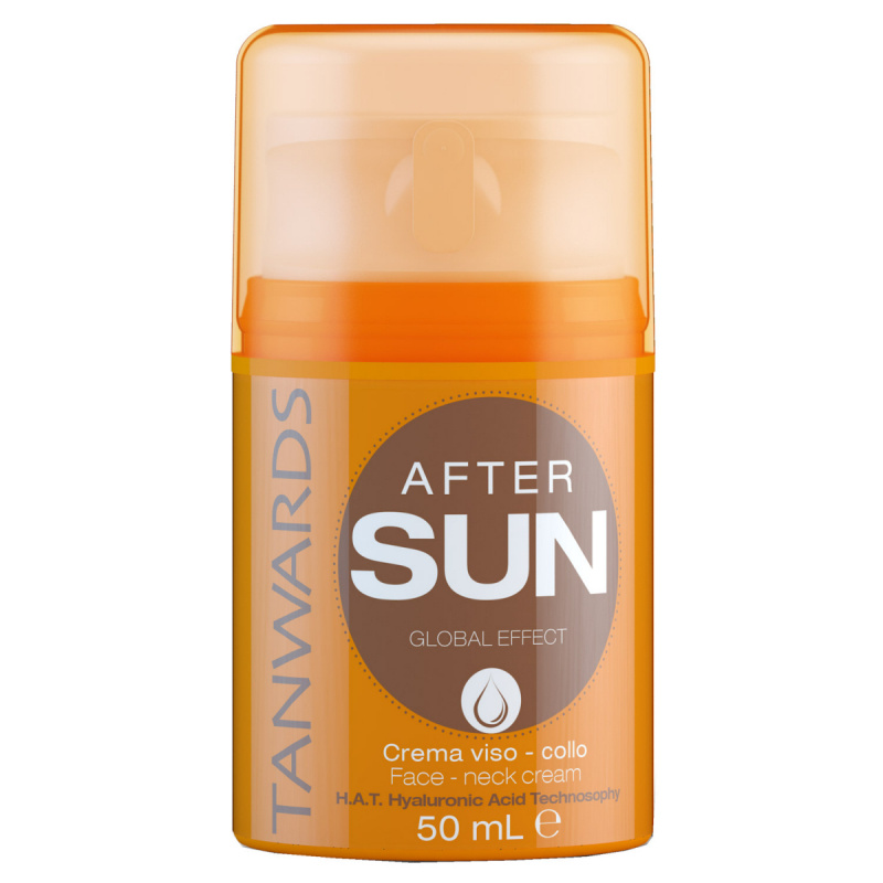 SYNCHROLINE Tanwards After Sun Face (50ml) i gruppen Kropspleje / Sol & tan til kroppen / After sun til kroppen hos Bangerhead.dk (B057580)